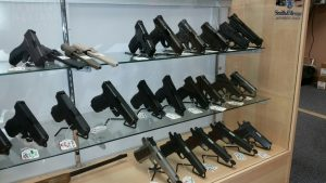 Smith&Wesson and Springfield Armory